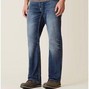 ReClaim Jeans - ReClaim Men's Low-rise Bootleg Jeans